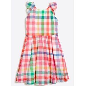 J.Crew Girls' Ruffle Dress